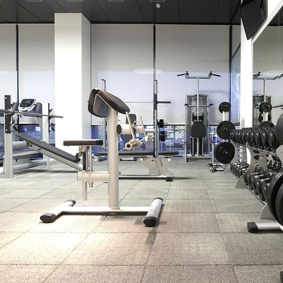 Health and Fitness Rooms