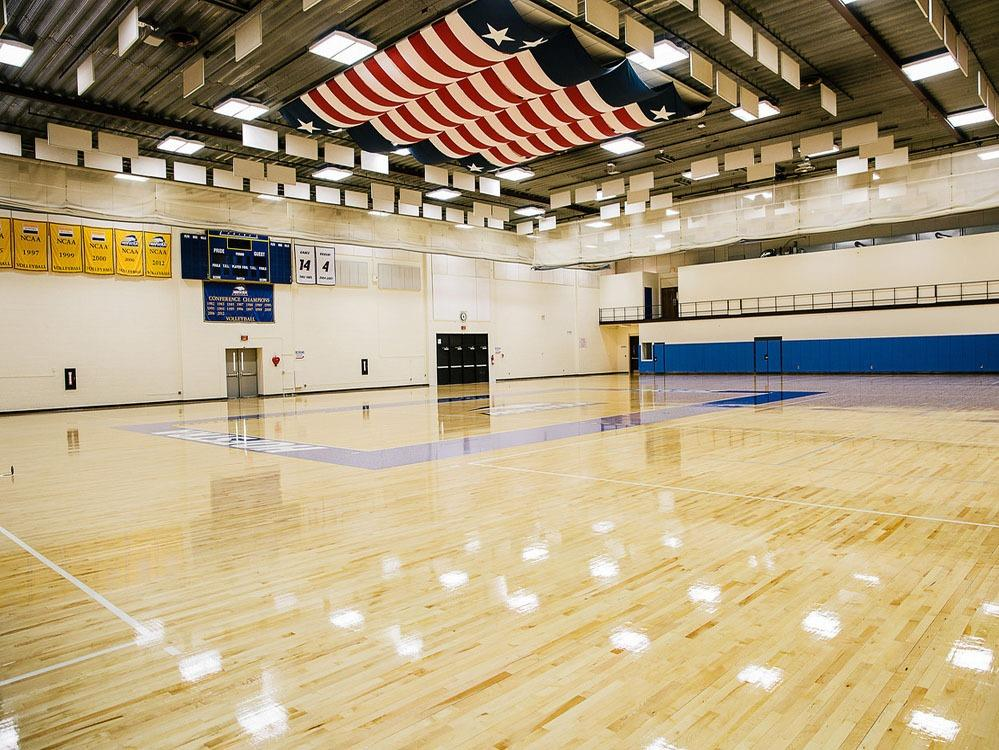 Hofstra University Mack Physical Education Center
