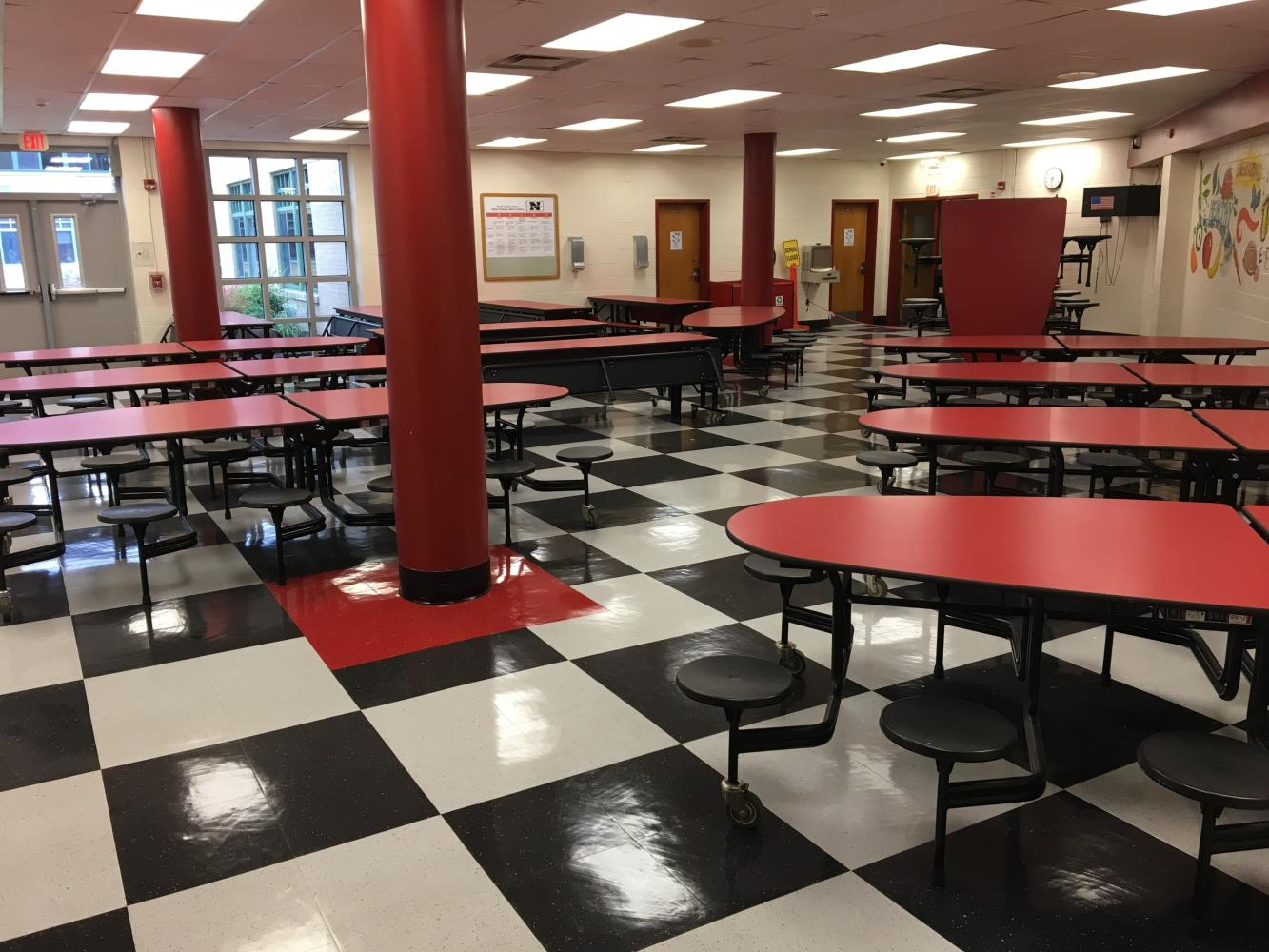 Nyack Middle School Cafeteria 2