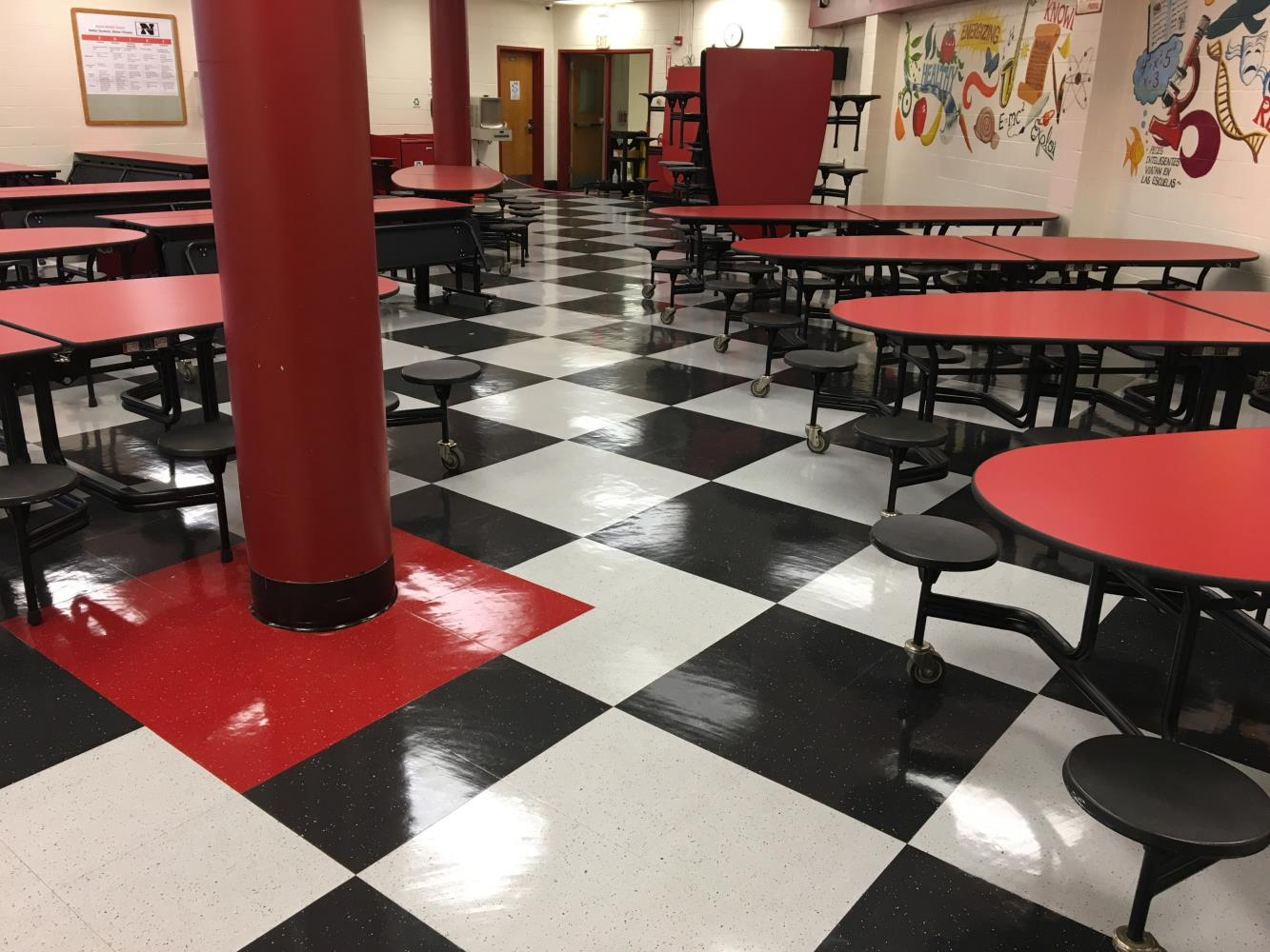 Nyack Middle School Cafeteria 3