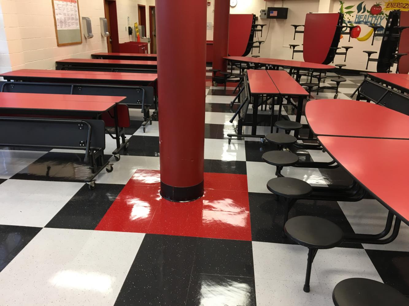 Nyack Middle School Cafeteria 4